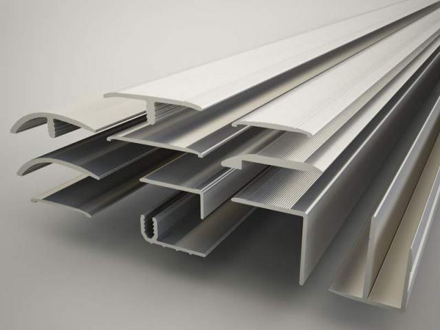 Venta perfiles de aluminio materiales de construcci n for Perfiles de aluminio catalogo